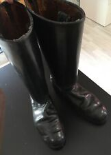 WW2 German Officers Parade Leather Jack Boots