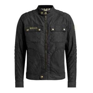 Belstaff Roberts 2.0 Technical Wax Jacket - Black