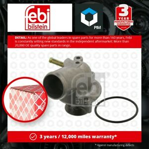 Coolant Thermostat fits MERCEDES SPRINTER 2.3 95 to 06 M111.984 A1112000415 Febi