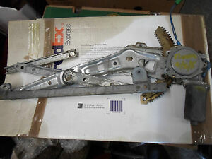 SUBARU CLASSIC IMPREZA ELECTRIC WINDOW MOTOR REGULATOR