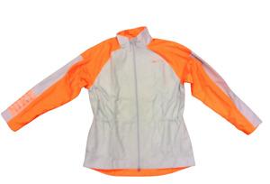 Womens Nike 227769 064 Full Zip Vintage 2006 Track Suit Grey Orange Jacket Pants