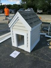 Raise the Woof! Dog House, Rector Construction