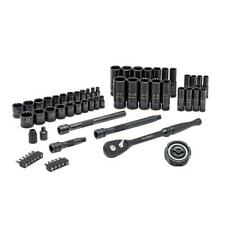 Husky 3/8 in. Drive 100-Position Universal SAE&Metric Mech. Tool Set (60-Piece)