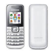 Samsung GT-E1050 in Weiß Handy Dummy Attrappe - Requisit, Deko, Werbung