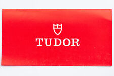 Excellent Vintage Tudor Print Ad out of an Estate!