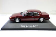 New 1/43 Scale Diecast Model Car Ford Cougar 1990 For collection