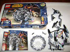 LEGO Star Wars General Grievous' Wheel Bike (75040) - missing Grievous