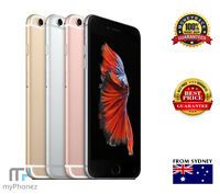 Apple Iphone 6S 16GB Space Grey, Rose Gold 3 Months Warranty UNLOCKED AUS SELL