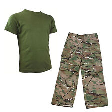 Kids Pack 1 HMTC MTP / MultiCam Match - Army Camo Fancy Dress Soldier Outfit