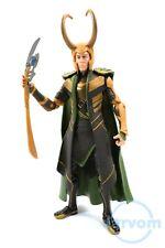 "Marvel Legends 6"" Inch Walmart Exclusive Avengers Movie Loki Loose Complete"