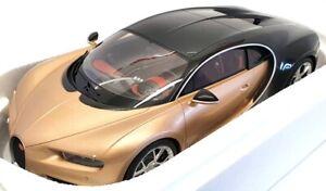 Kyosho  1/12 Scale Model Car KSR08664GL - Bugatti Chiron Sport - Gold