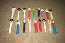 Lot Of 18 Vintage Holiday Pez Dispensers Rare