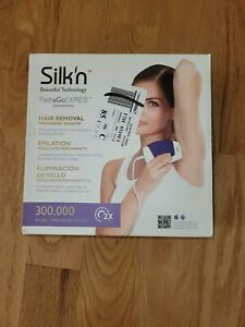 Silk'n Flash & Go Express Hair Removal Permanent Results