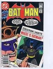 Batman #336 DC Pub 1981