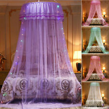 Dome Mosquito Nets Canopy Fly Insect Protect Single Entry Double King Size