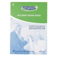 New Wallace Cameron Accident Report Book, still in plastic wrapper