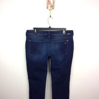 DL1961 Kim Skinny Jeans Size 32 Dark Wash Stretch Mid Rise