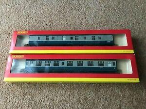 2 X HORNBY MK1 Coaches  OO Gauge  Unused R4110 R4111