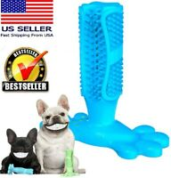 High Quality Dog Toy Toothbrush Chew Toy Dental oral Care Rubber Brush Stick Pet