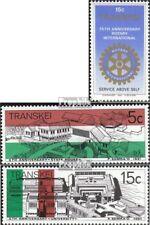 Transkei 70,96-97 (compleet.Kwestie.) postfris MNH 1980/81 Rotary, Onafhankelijk