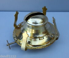 Brass Lamp Burner chimney base Kerosene oil lamp lantern