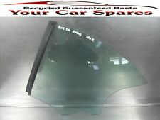 Peugeot 307cc Quarter Glass Window Passenger Side Rear Convertible 03-08