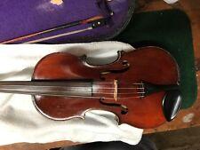 French Medio Fino Violin 4/4