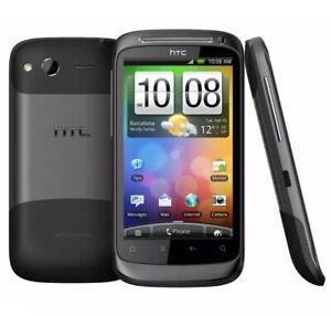 New Condition HTC Desire S 1.1GB Black Unlocked 3G Smartphone - 12M Warranty