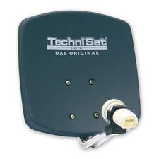 TechniSat DigiDish 33 grau V/H 1333/2194   Sat-Antenne mit Single LNB