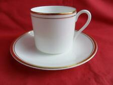 Royal Doulton Gold Concord (H5049), 2 x Coffee Cups/Cans & Saucers