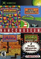 Namco Museum - Original Xbox Game