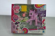 My Little Pony Princess Twilight Sparkle Reading Cafe NIB