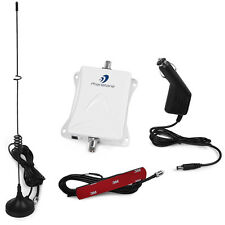 3G 4G W-CDMA 1700/2100mhz  Mobile Signal Booster Repeater For Car /RV/ Truck Use