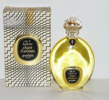 1967 CHANT D'AROMES Original GUERLAIN 3 oz SEALED NUMBERED Perfume TOILETTE Vtg