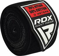 RDX MMA Boxing Hand Wraps Inner Gloves Bandages Protector Muay Thai Mitts CA