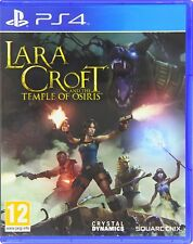 Lara Croft and the Temple of Osiris For Sony PS4 Playstation 4 (New & Sealed)