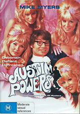 Austin Powers: International Man Of Mystery - Comedy - Mike Myers - NEW DVD