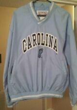 UNC Carolina Tar Heels Team Edition Mens Light Blue Pullover Basic Jacket L