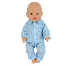 cute 1set Doll Clothes Wearfor 43cm Baby Born zapf (only sell clothes ) B618