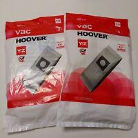 Hoover Y/Z Vacuum Cleaner Bags 2 Packages of 3 ( 6 total ) Part No. 304573001