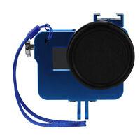 Housing Shell Case Cover + 52mm UV Lens Filter Cap For Gopro Hero 5 Black Camera