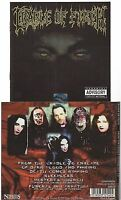 Cradle Of Filth CD ALBUM From The Cradle To Enslave
