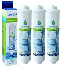 3 Compatible filter for Haier 0060823485A Kemflo Aicro Taste & Odor Water Filter