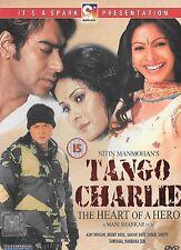 TANGO CHARLIE - BOBY DEOL - AJAY DEVGUN - BRAND NEW BOLLYWOOD DVD