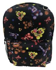 New Freddy bear Five Nights at Freddy's backpack School Backpack Bag USA SHIP