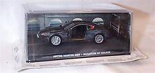 James Bond Aston Martin DBS Quantum of Solice battle damage New sealed pack