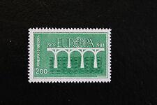 ANDORRE FRANCAIS-timbre Yvert et Tellier n°329 Europa n**- stamp andorra (cyn1)
