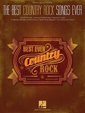 The Best Country Rock Songs Ever Sheet Music Piano Vocal Guitar SongBo 000118881