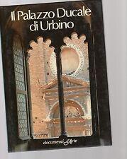 documenti d arte De agostini il palazzo ducale  urbino