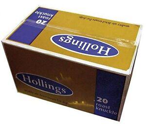 Hollings Roast Knuckles Bulk Box 20 Pack